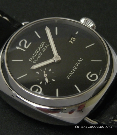 Radiomir Black Seal 3 Days PAM 388 Full Set !  PAM 388