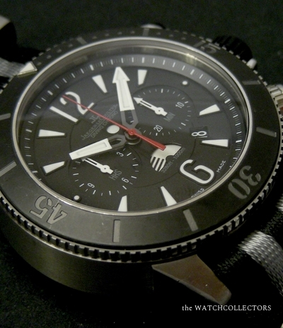 Limited Edition US Navy Seals Master Compressor Chronograph GMT Ref.159TC7 2010 159TC7
