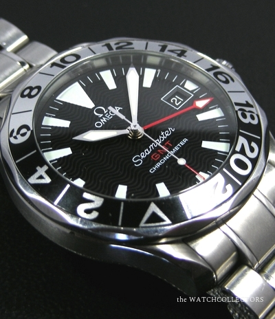 Seamaster GMT 50 Years Full Set !