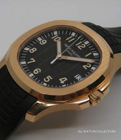Aquanaut Pink Gold  Ref.5167 R-001  Original Box & Papers 2016  5167 PG