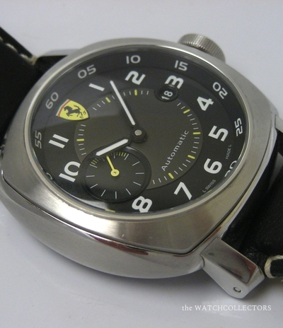 Ferrari FER.002  Engineered By Panerai Full Set !  FER 002