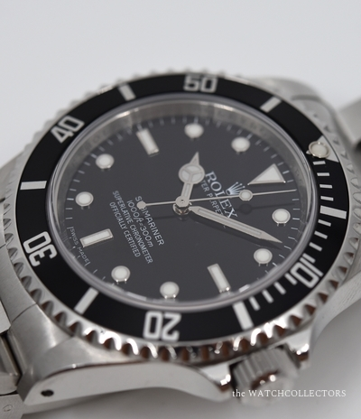 Hors Production Submariner Ref.14060 V Ecrin & Certificat d'origine 2009 14060M