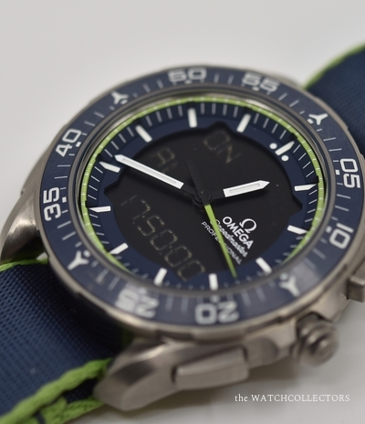 Speedmaster Skywalker X-33 Solar Impulse Limited Edition Full Set  318.92.45.79.03.001